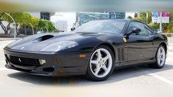 1999 Ferrari 550 - Meticulously Serviced - Clean Carfax