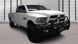 2017 Ram Ram Pickup 3500 Laramie