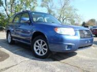 2008 Subaru Forester 2.5 X Premium Package