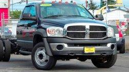 2008 Dodge Ram 5500 Unknown