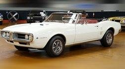 1967 Pontiac Firebird Factory 400 Convertible