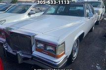 1988 Cadillac Brougham Base