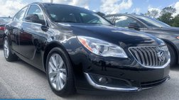 2015 Buick Regal Fleet