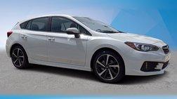 2021 Subaru Impreza Sport