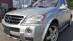 2008 Mercedes-Benz M-Class ML 63 AMG
