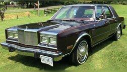 1989 Chrysler Fifth Avenue Base