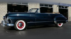 1948 Buick Roadmaster Recent Restoration