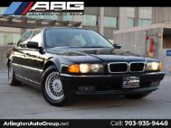 1998 BMW 7 Series 740iL
