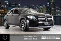 2016 Mercedes-Benz GLA-Class AMG GLA 45