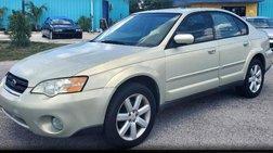 2007 Subaru Outback 2.5i Limited