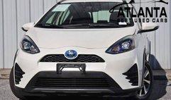 2019 Toyota Prius c LE