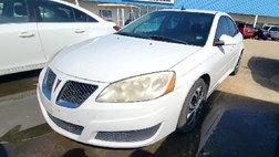 2010 Pontiac G6 Base