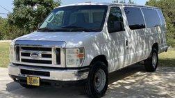 2013 Ford E-Series Wagon E-350 Super Duty XL