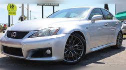 2010 Lexus IS F Base