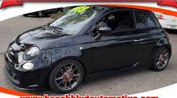 2014 Fiat 500C GQ Edition