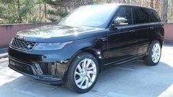 2020 Land Rover Range Rover Sport P525 HSE Dynamic