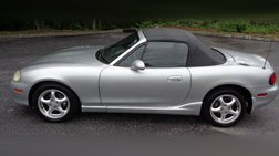 2002 Mazda MX-5 Miata Cloth