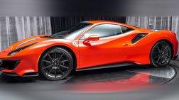 2019 Ferrari 488 Pista Original MSRP $519,797+ Optioned Extremely Well! C