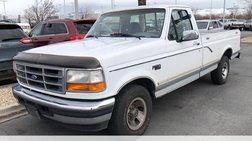 1996 Ford F-150 116.8 WB
