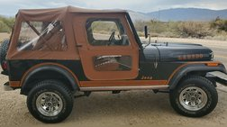 1983 Jeep CJ-7 Base