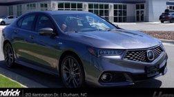 2018 Acura TLX SH-AWD V6 w/Tech w/A-SPEC
