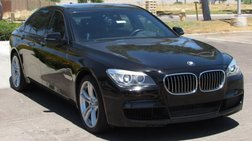 2015 BMW 7 Series 740Ld xDrive