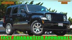 2012 Jeep Liberty Latitude