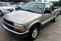 2001 Chevrolet S-10 Ext. Cab 4WD