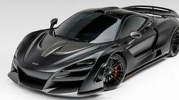 2019 McLaren 720S || ONLY 1 in Black