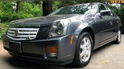 2007 Cadillac CTS Sport