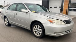 2004 Toyota Camry XLE