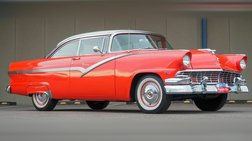 1956 Ford Victoria 302 V8 - Overdrive Automatic - A/C - Powe