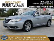 2013 Chrysler 200 Convertible Limited