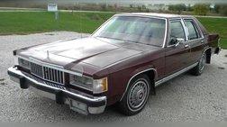 1987 Mercury Grand Marquis GS