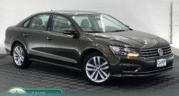 2019 Volkswagen Passat 2.0T Wolfsburg