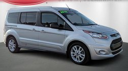 2018 Ford Transit Connect Wagon XLT