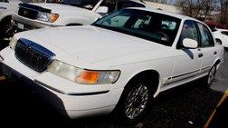 2000 Mercury Grand Marquis GS