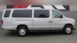 2010 Ford Econoline Wagon E-350 Super Duty XLT