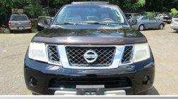 2008 Nissan Pathfinder LE