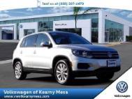 2014 Volkswagen Tiguan SEL