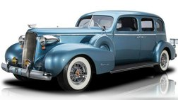 1937 Cadillac Fleetwood Limousine