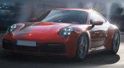 2021 Porsche 911 Carrera
