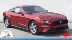 2020 Ford Mustang Base