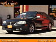 2001 Nissan Maxima SE 20th Anniversary