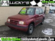 1998 Suzuki Sidekick JX FLT