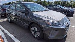 2022 Hyundai Ioniq Hybrid Blue