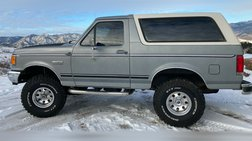 1989 Ford Bronco Custom