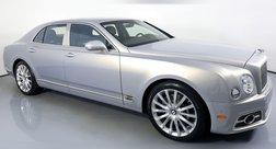 2017 Bentley Mulsanne Base