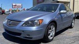 2006 Acura RL Standard