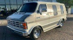 1988 Dodge Ram Van X-100